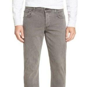Rag & Bone Standard Issue Fit 2 Slim Leg Iron Grey